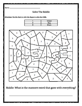 coloring pages character education - photo#39