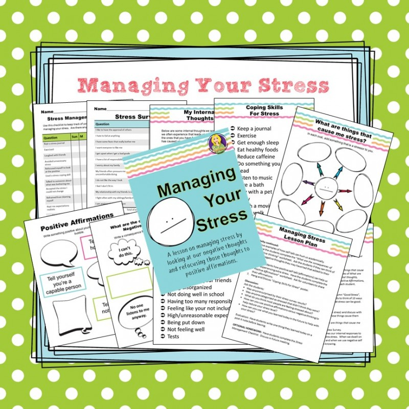 managing stress with a counselor or Definition of stress: stress management defines stress precisely as a person's  physiological response to an external stimulus that triggers the fight-or-flight.
