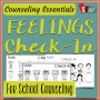 Feelings Check-In Sheets