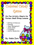 Six Small Group Colored Candy Games